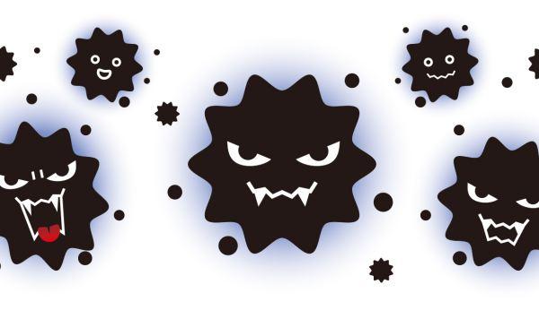 ばい菌・細菌・不衛生