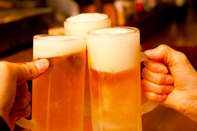 飲み会・ビール