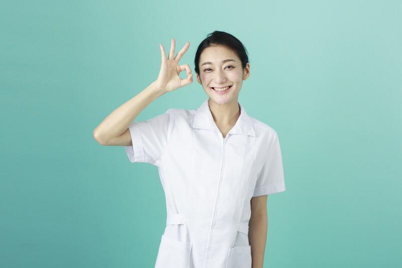 オーケー・まる・看護師